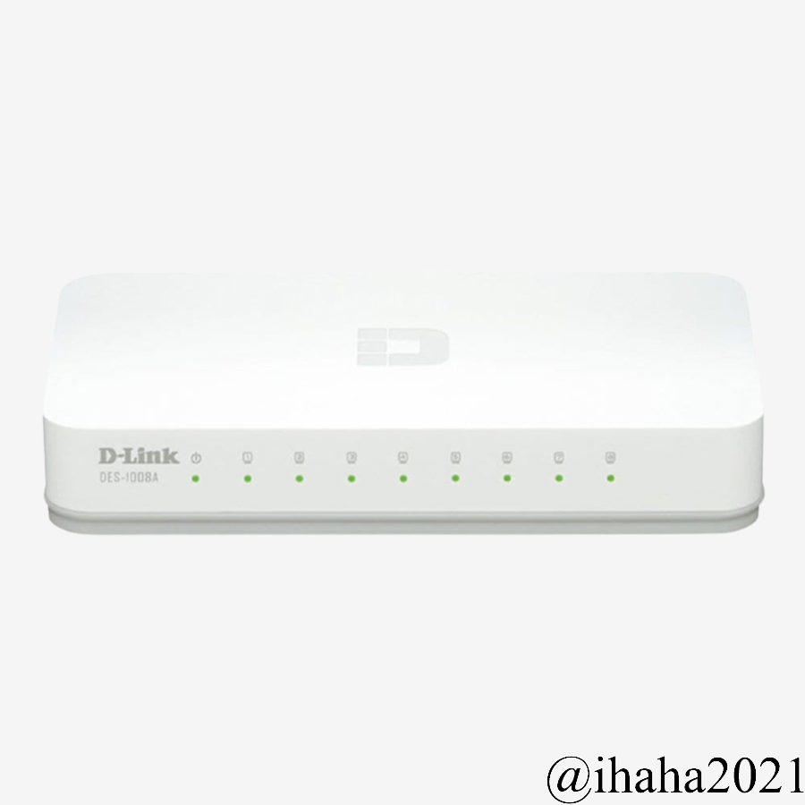 D-Link DES 1008A Switch 8 Ports