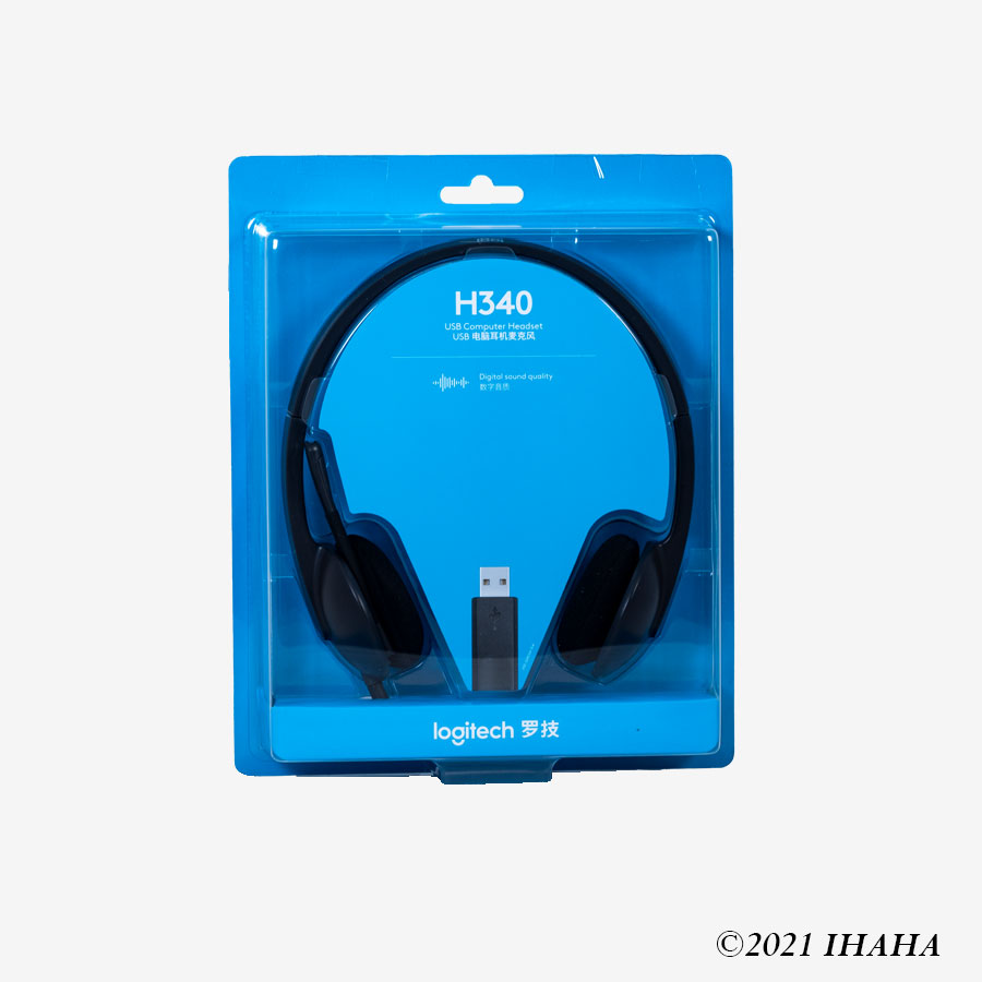 H340 Stereo Headphone