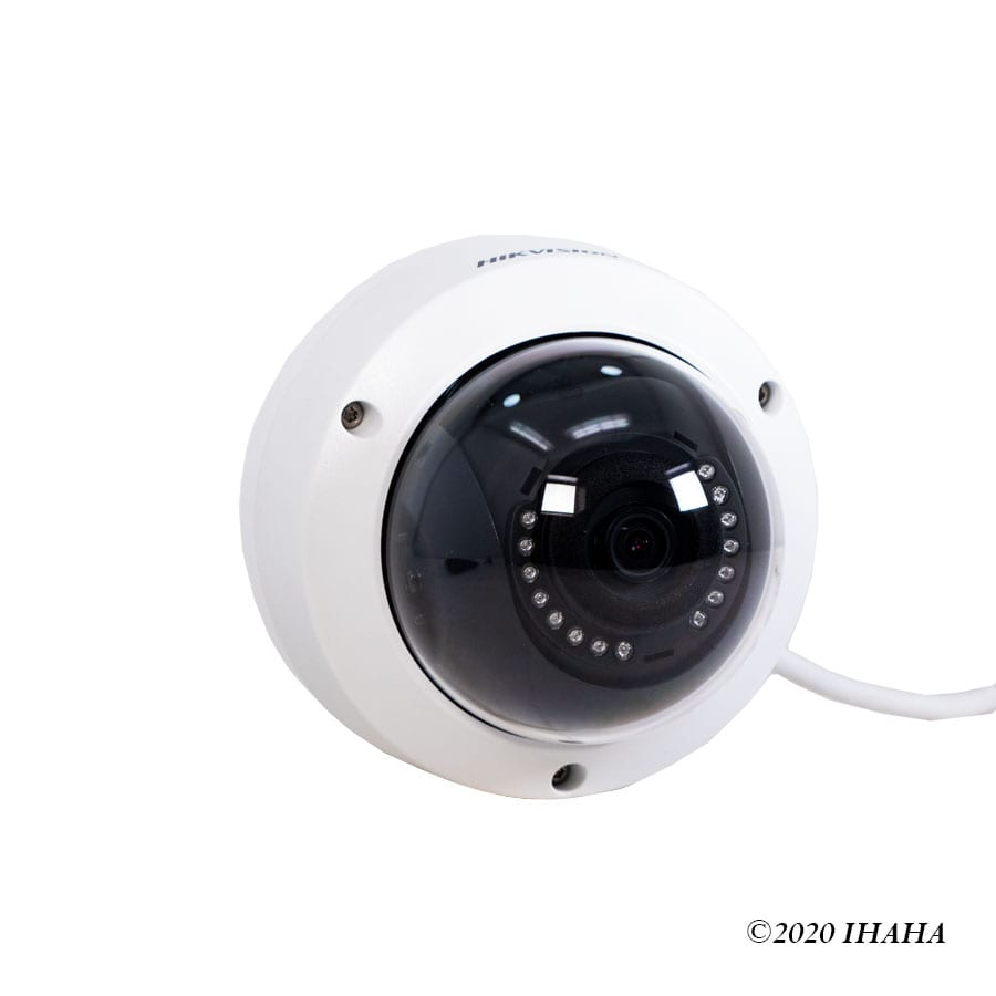 HIKVISION IR FIXED DOMED Network Camera