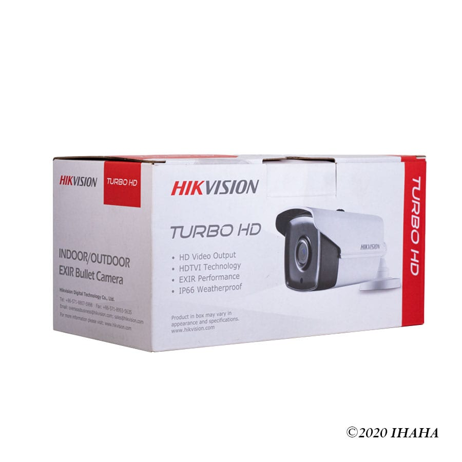 HIKVISION TURBO HD Indoor-Outdoor EXIR Bullet Camera
