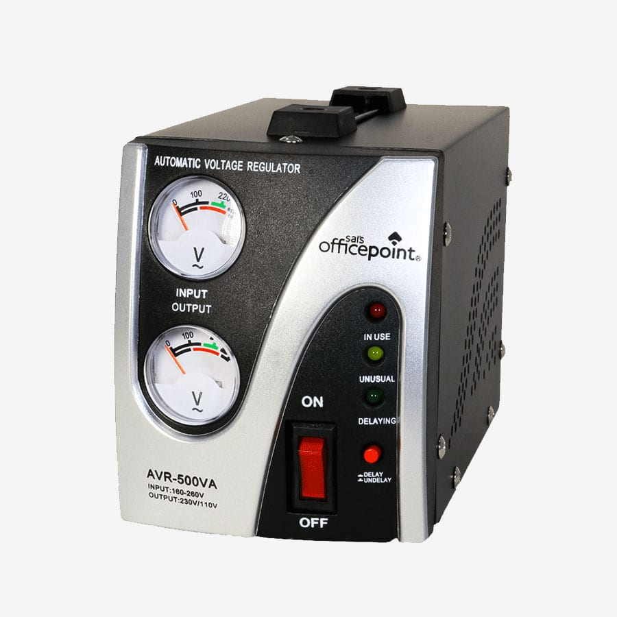 AVR 500VA OFFICEPOINT STABILIZER