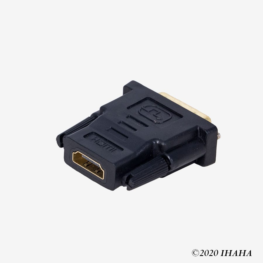 DVI to HDMI Connector