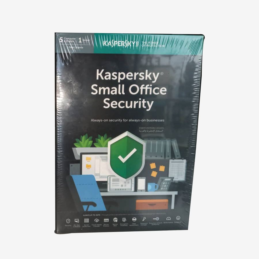 Karspersky Small Office Security