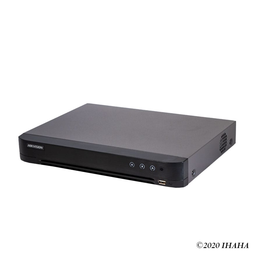 HIKVISION TURBO HD DVR 7200 SERIES