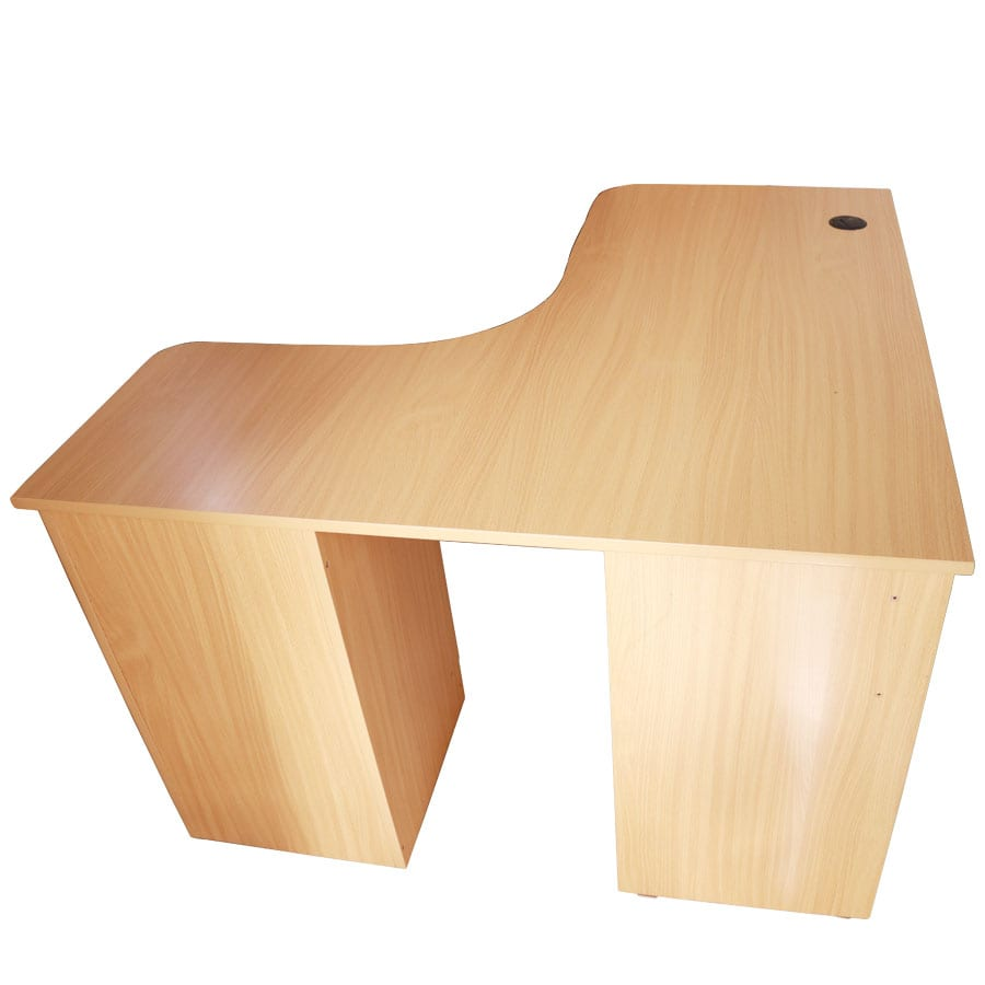 MDF Board Rounded Executive Office Table