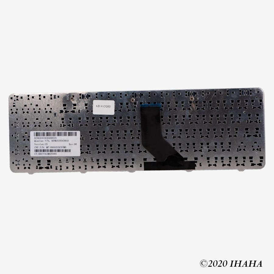 Replacement Keyboard for HP Comaq Presario CQ 60