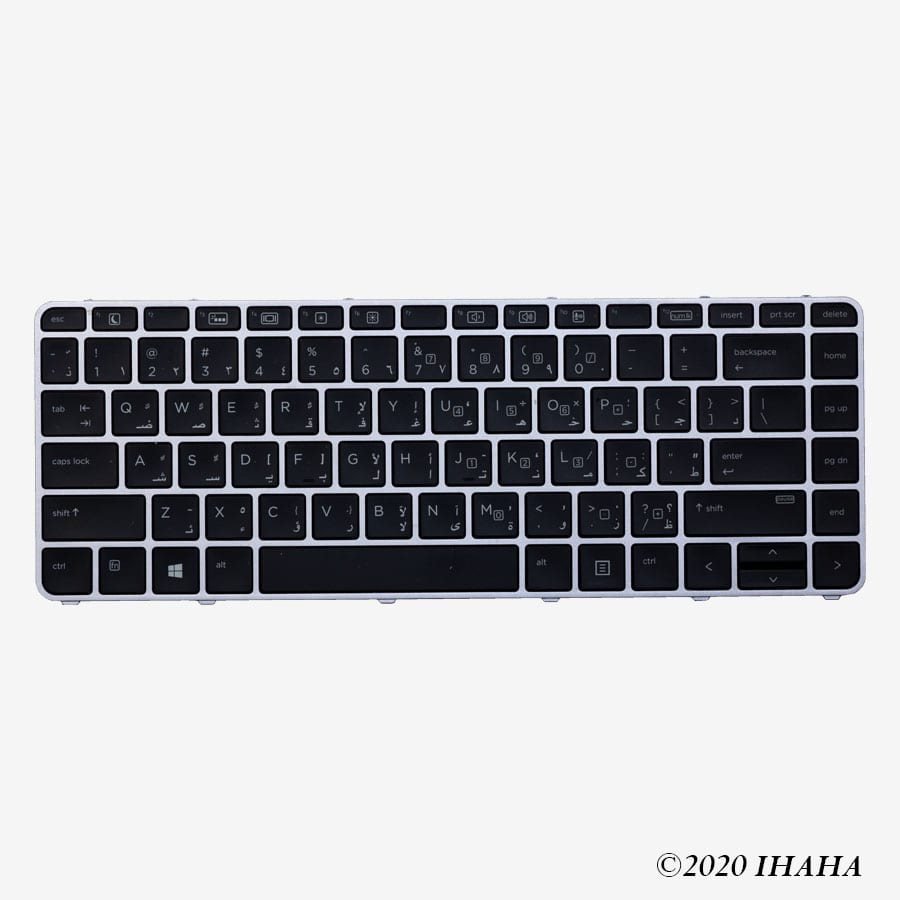 Replacement Keyboard for HP Pavilion DV3-2120EA
