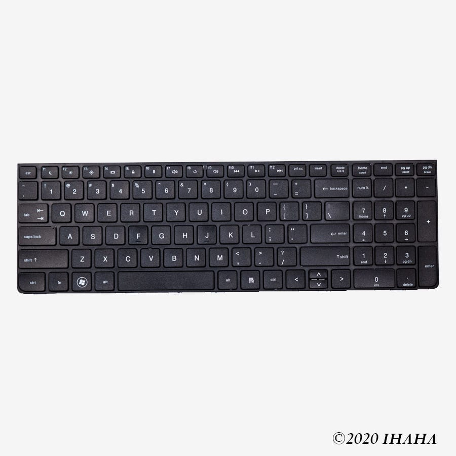 Replacement Keyboard for HP Probook 4530s