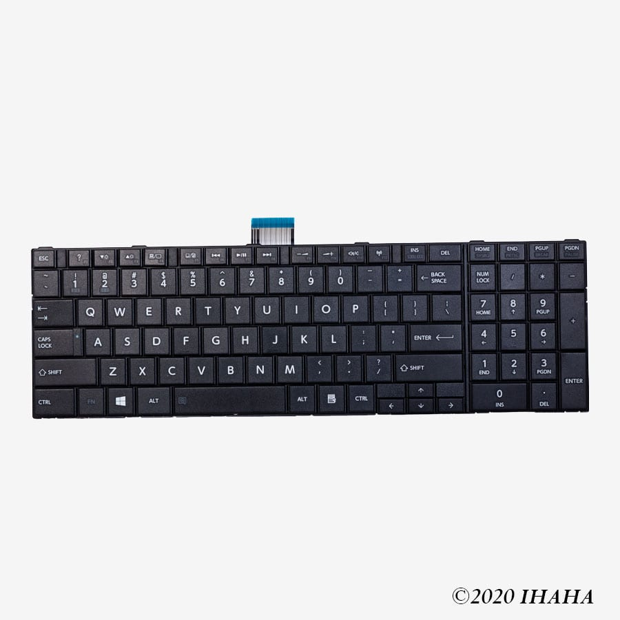 Replacement Keyboard for Toshiba C850