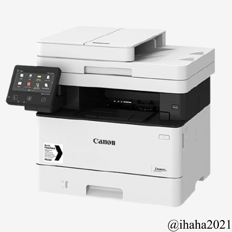 Canon i-SENSYS MF443dw A4 Mono Multifunction Laser Printer