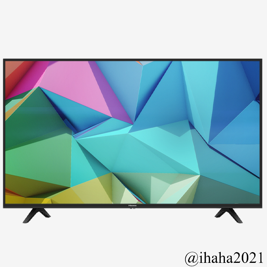 Hisense 55 inches UHD Smart TV