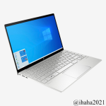 HP Envy 13 core i5 11th generation Processor