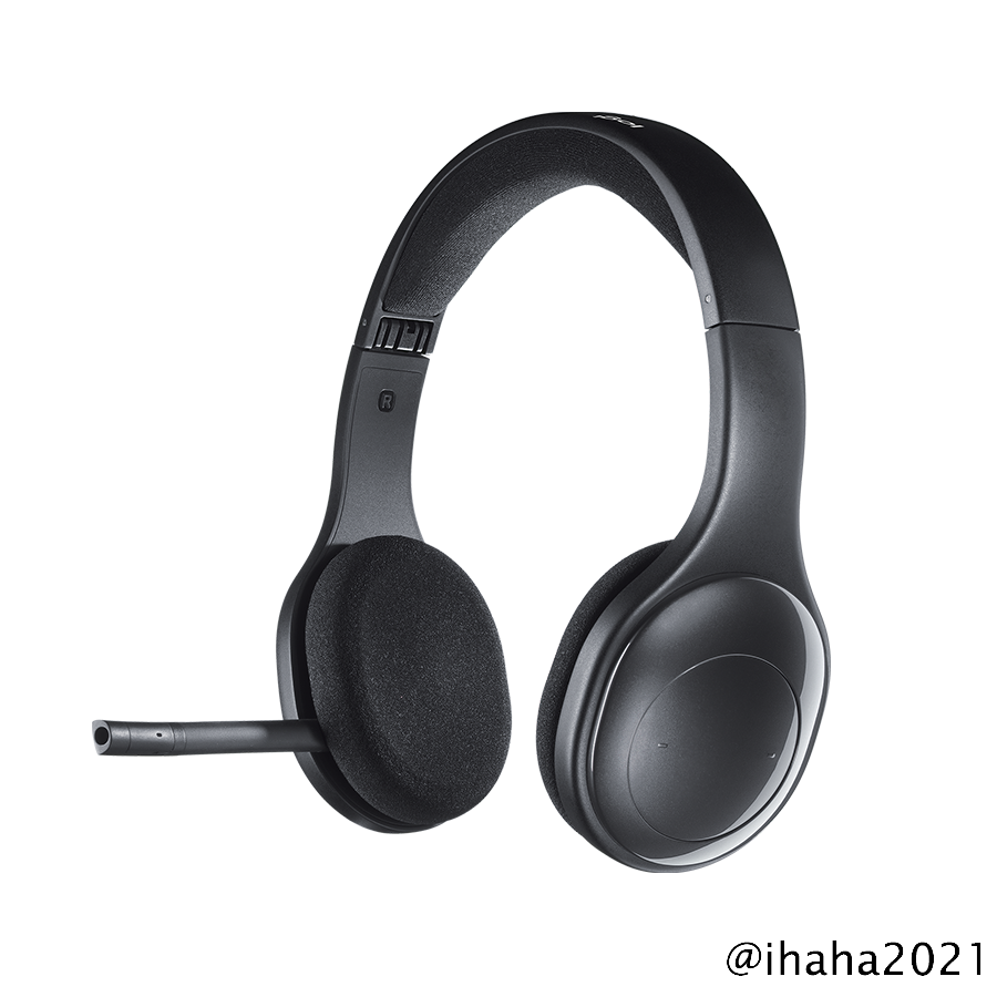 Logitech h800 headphones